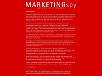 Marketingspy - Ihr Marketingspion