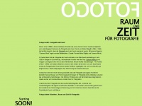Fotogo - Raum und Zeit f&uuml;r Fotografie