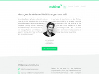Multinet.ch - multinet gmbh - Webdesign aus Wil
