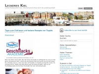 Leckeres Kiel - Leckere Restaurants in Kiel