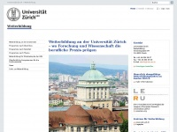 weiterbildung.uzh.ch