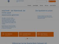 Willkommen bei Ihrer - Sparda-Bank Ostbayern eG