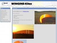 Wingine-kites.de - wingine-kites