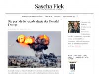 Sascha Fiek • kritisch, unabhängig, liberal