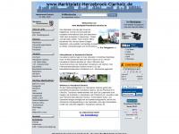 Herzlich willkommen auf dem virtuellen Marktplatz von Herzebrock-Clarholz