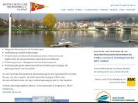 Motor Yacht Club Heidelberg: Der Club