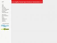 Agility - Hundesport - Startseite