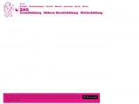 Zag.zh.ch - Home - ZAG - Zentrum für Ausbildung im Gesundheitswesen Kanton Zürich