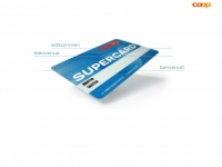 Supercard.ch - Coop Supercard
