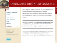 deutscher-literaturfonds.de