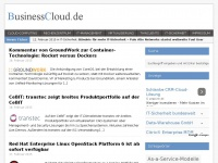 BusinessCloud.de | Das Portal f&uuml;r Cloud-Computing und Virtualisierung.
