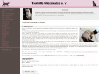 tierhilfe-miezekatze.de