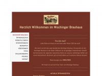 wochinger-brauhaus.com