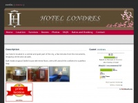 londreshotel.com