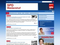 Start - SPD Ortsverein Waldershof