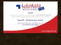 LaGARAFA Productions - designing your visions | Professional Movies & Media