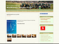 Musikverein Dresden 71 e.V. | Blasorchester Elbflorenz