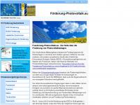 Photovoltaik Förderung - EEG 2011 & 2012 - Solarförderung