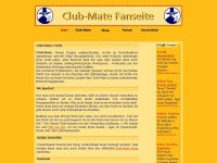 Club-Mate Verzeichnis - Informationen und Bezugsquellen zum weltbesten Getränk