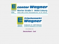 EDEKA Center Wagner - Home