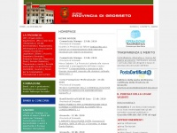 Provincia.grosseto.it - HOME |