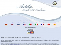 Astila - Onlineshop Porzellan, Bronze, Silber, Kuckucksuhren, Dekoration