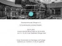 eisenbahnfreunde-dillingen.de