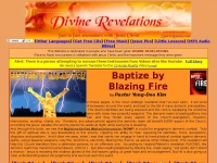 Spiritlessons.com - Divine Revelations: Face to Face encounters with