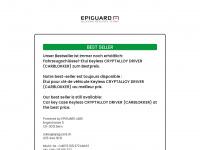 CRYPTALLOY / EPIGUARD RFID NFC SHIELDING