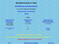 Bootsfahrschule G. Dietz Segelschule | Nürnberg | Schnellkurse | Yachtschule | Segeltörns in Kroatien | Yachtcharter | Segeln | Sprechfunkzeugnisse | CHARTER | Bootsschule | Schweinfurt | Wetzlar | Siegen | Frankfurt/M. | Mannheim | Düsseldorf u. a. | Wassersport