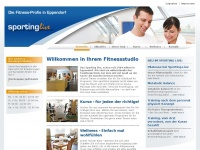 Home - Sporting live - Fitness und Wellness in Hamburg Eppendorf