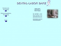 dentallabor-barz.de
