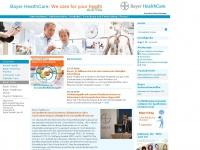 Bayer HealthCare - Homepage
