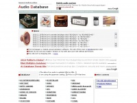audio-database.com