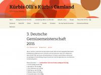 Kürbis Olli's Kürbis Camland