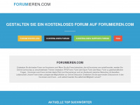 forumieren.com