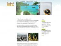 thailandinformation.de Webseite Vorschau