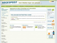abgespeist.de