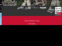 Schwalbe TOUR Transalp powered by Sigma - Tour-Transalp