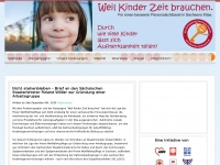 Weil Kinder Zeit brauchen | Ein Schlüssel für Sachsens Zukunft