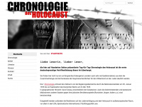 holocaust-chronologie.de