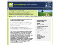 psychotherapiesuche.de