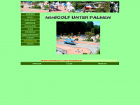 Minigolf - Bad Oeynhausen - Herford - Minden - Porta - BadOeynhausen24.com - Sport - Kindergeburtstage - Carsten Flick - Alisch Artur