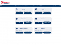 Xscores.com - XScores: Live Sport Scores, Livescores, Livescore