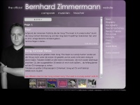 Bernhard Zimmermann | News