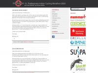 8. Radlexpress Indoor Cycling Marathon 2015