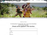 Urlaub in Thüringen, Deutschland: Oberhof / Thüringer Wald