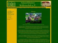 Herzlich Willkommen beim Schlossclub Ammelshain
