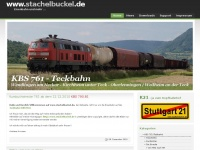 Die Teckbahn KBS761