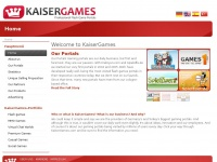Kaisergames | Professional Flash Game Portals